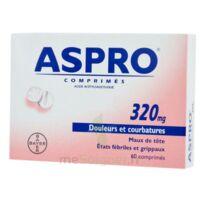 Aspro 320 Mg, Comprimé à OULLINS