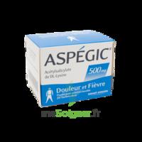Aspegic 500 Mg, Poudre Pour Solution Buvable En Sachet-dose 20 à OULLINS