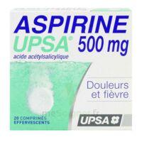 Aspirine Upsa 500 Mg, Comprimé Effervescent à OULLINS