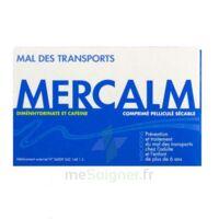 Mercalm, Comprimé Pelliculé Sécable à OULLINS