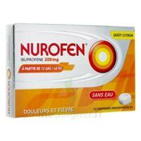 Nurofen 200 Mg, Comprimé Orodispersible à OULLINS