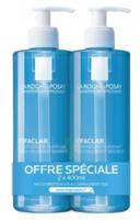 Effaclar Gel Moussant Purifiant 2*400ml à OULLINS