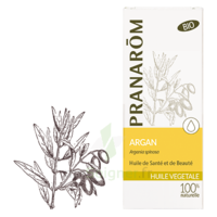 Pranarom Huile Végétale Bio Argan 50ml à OULLINS