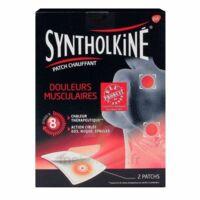 Syntholkine Patch Petit Format, Bt 2 à OULLINS