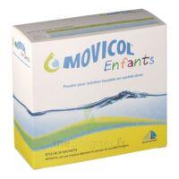 Movicol Enfants, Poudre Pour Solution Buvable En Sachet-dose à OULLINS