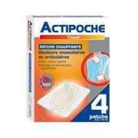 Actipoche Patch Chauffant Douleurs Musculaires B/4 à OULLINS