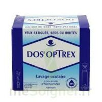 Dos'optrex S Lav Ocul 15doses/10ml à OULLINS