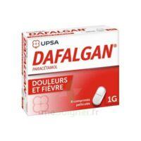 Dafalgan 1000 Mg Comprimés Pelliculés Plq/8 à OULLINS