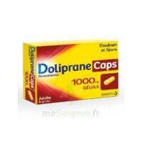 Dolipranecaps 1000 Mg Gélules Plq/8 à OULLINS