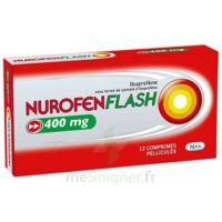 Nurofenflash 400 Mg Comprimés Pelliculés Plq/12 à OULLINS