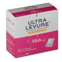 Ultra-levure 100 Mg Poudre Pour Suspension Buvable En Sachet B/20 à OULLINS