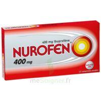 Nurofen 400 Mg Comprimés Enrobés Plq/12 à OULLINS