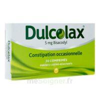 Dulcolax 5 Mg Comprimés Enrobés Gastro-résistants Plq/30 à OULLINS