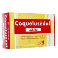 Coquelusedal Adultes, Suppositoire à OULLINS