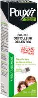 Pouxit Décolleur Lentes Baume 100g+peigne à OULLINS