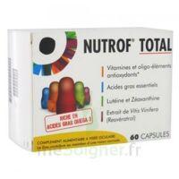 Nutrof Total Caps Visée Oculaire B/60 à OULLINS