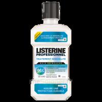Listerine Professionnel Bain Bouche Traitement Sensibilité 500ml à OULLINS