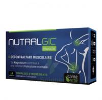 Nutralgic Muscle Comprimés Décontractant Musculaire B/14 à OULLINS