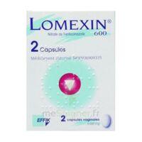 Lomexin 600 Mg Caps Molle Vaginale Plq/2 à OULLINS