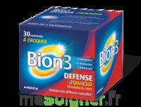 Bion 3 Défense Junior Comprimés à Croquer Framboise B/30 à OULLINS