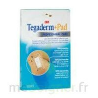 Tegaderm + Pad, 9 Cm X 10 Cm , Bt 5 à OULLINS