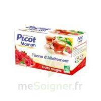Picot Maman Tisane D'allaitement Fruits Rouges 20 Sachets à OULLINS