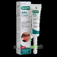 Gum Aftaclear Gel Aphtes Lésions Buccales 10ml à OULLINS