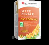 Forte Pharma Gelée Royale Bio 2000 Mg Solution Buvable 20 Ampoules/15ml à OULLINS
