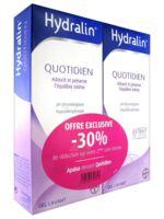 Hydralin Quotidien Gel Lavant Usage Intime 2*200ml à OULLINS
