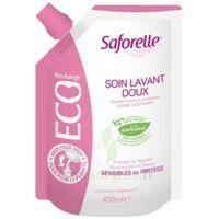 Saforelle Solution Soin Lavant Doux Eco-recharge/400ml à OULLINS