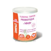 Florgynal Probiotique Tampon Périodique Avec Applicateur Mini B/9 à OULLINS