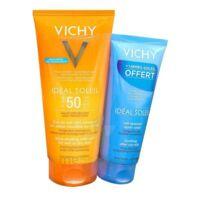Vichy Capital Soleil Spf50 Gel De Lait Fondant T/200ml à OULLINS
