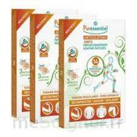 Puressentiel Articulations Et Muscles Patch Chauffant 14 Huiles Essentielles Lot De 3 à OULLINS
