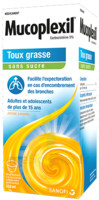 Mucoplexil 5 % Sirop édulcoré à La Saccharine Sodique Sans Sucre Adulte Fl/250ml à OULLINS