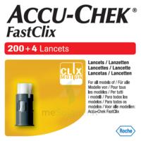 Accu-chek Fastclix Lancettes B/204 à OULLINS