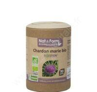 Nat&form Eco Responsable Chardon Marie Bio Gélules B/90 à OULLINS