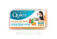 Quies Protection Auditive Mousse Fluo B/6 à OULLINS