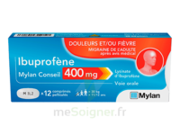 Ibuprofene Mylan Conseil 400mg, Comprimés Pelliculés à OULLINS