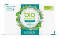 Nutrisanté Infusions Bio Respiratoire 20 Sachets à OULLINS