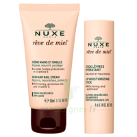 Rêve De Miel Crème Mains Et Ongles + Stick Lèvres Hydratant à OULLINS