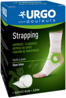 Urgo Strapping 6cm X 2,5m à OULLINS