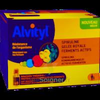 Alvityl Resist Solution Buvable 8 Fioles à OULLINS
