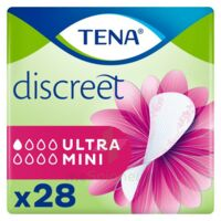 Tena Discreet Protection Urinaire Ultra Mini Sachet/28 à OULLINS