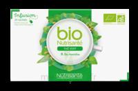 Nutrisanté Infusions Bio Thé Vert Menthe 20 Sachets à OULLINS