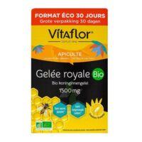 Vitaflor Bio Gelée Royale 1500mg Solution Buvable 30 Ampoules/15ml à OULLINS