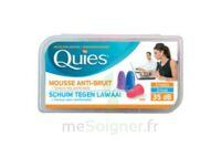 Quies Protection Auditive Mousse Disco B/6 à OULLINS