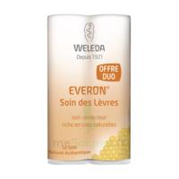 Weleda Duo Soin Des Lèvres Everon® 9,6ml à OULLINS