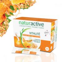 Naturactive Phytothérapie Fluides Solution Buvable Vitalité 2b/20 Sticks/10ml à OULLINS
