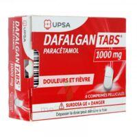 Dafalgantabs 1 G Cpr Pell Plq/8 à OULLINS