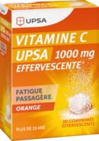 Vitamine C Upsa Effervescente 1000 Mg, Comprimé Effervescent à OULLINS